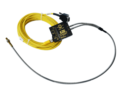 Optical diesel RPM pickup w/sensor and 10M Cbl