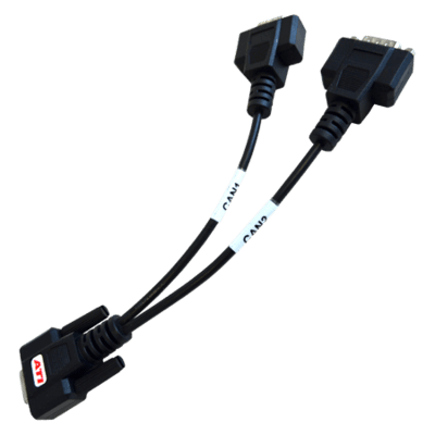 Cable CANary CAN Splitter 6IN